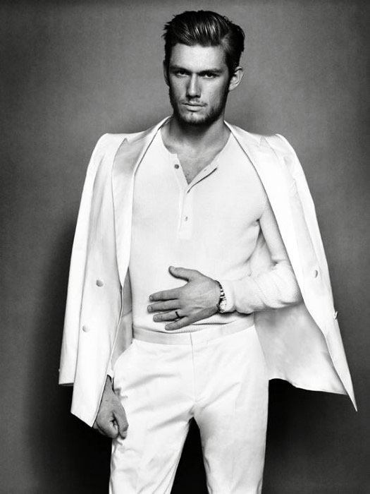 Mens Fashion All White Outfit Style Inspiration