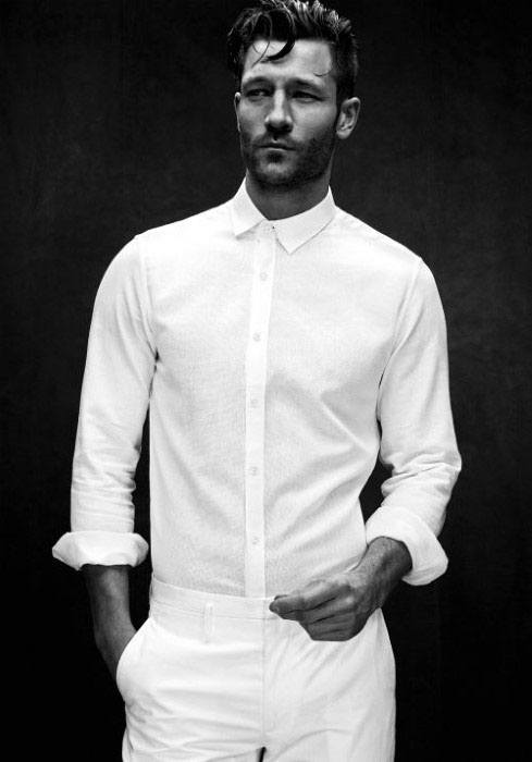 Mens All White Outfit Style Design Ideas