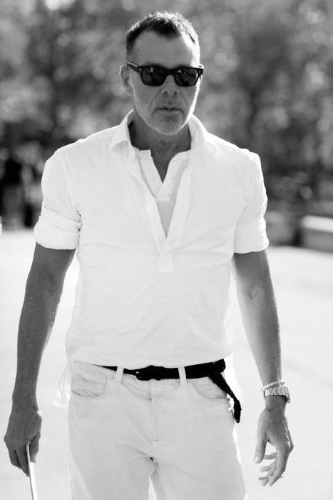 Manly Guys All White Outfit Style Designs