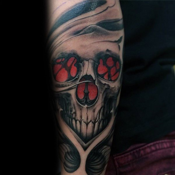 Gothic Tattoo Designs For Gentlemen