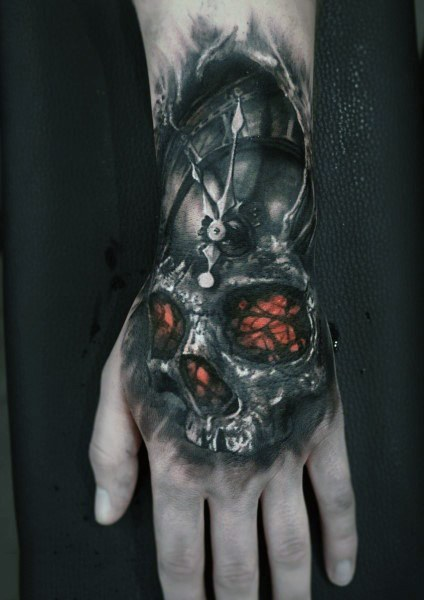 Gothic Tattoo Inspiration For Men