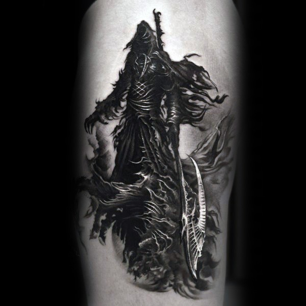 Gothic Tattoos For Men