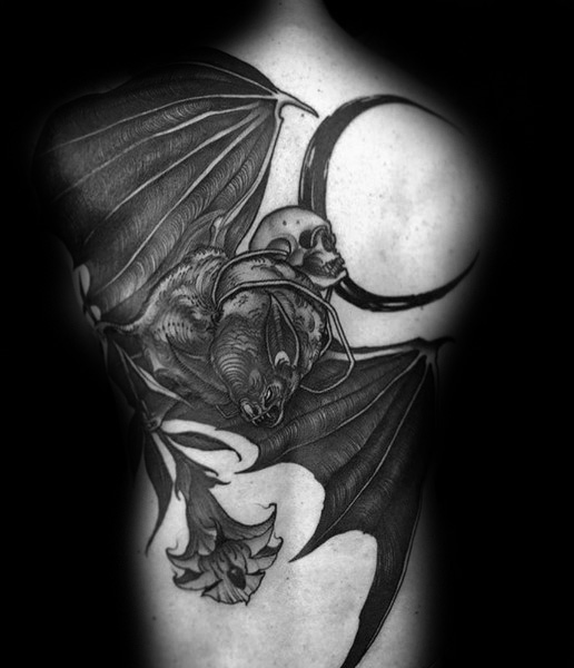 Good Gothic Tattoo Designs For Men