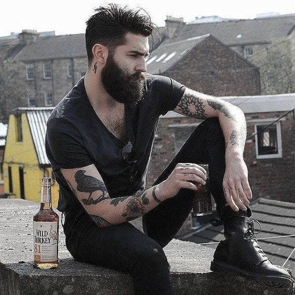 Awesome 50 Great Beards For Men Trimmed And Neat Style Ideas Natural Hairstyles Runnerswayorg