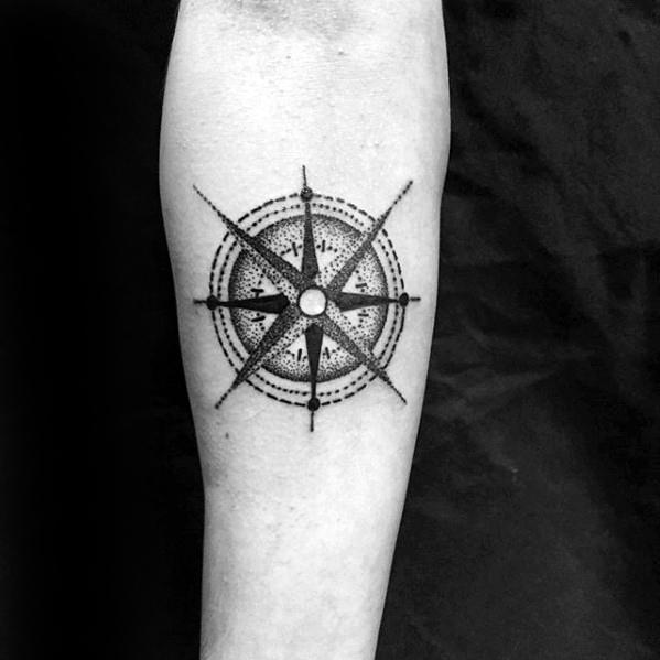 50 Small Manly Tattoos For Men , Masculine Design Ideas