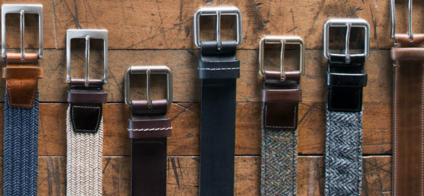 Belts Every Man Should Own