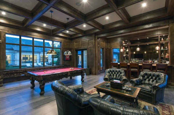 Bachelor Pad Mens Game Room Ideas