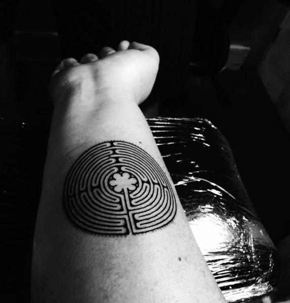 Tattoo mallit Labyrinth
