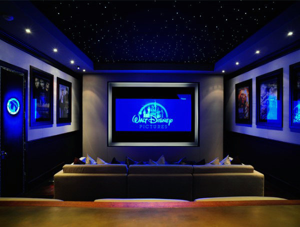 Amazing Home Theater Screening Room Inspiration