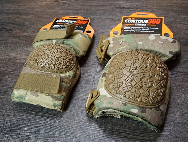 Alta Industries 360 Vibram Cap Knee Pads Elbow Pads Review