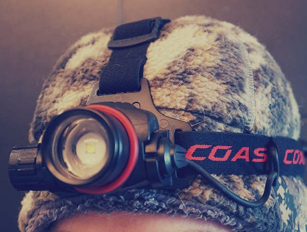 Impact Resistant Coast Hl8r Headlamp Reviews