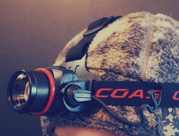 Weather Resistant Coast Hl8r Headlamp Field Test