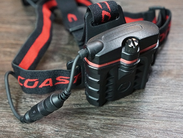 Review Coast Hl8r Headlamp