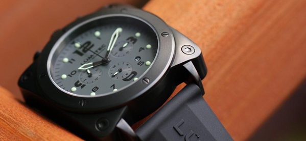 Lum Tec Men's Watch