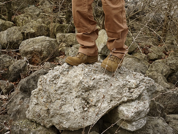 Coyote Danner Tanicus Boots Field Test