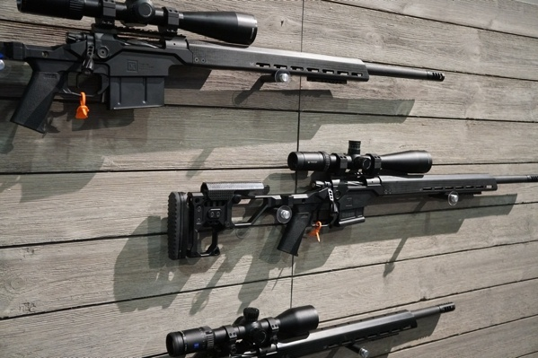 Modern Precision Rifles