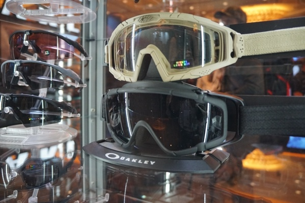 Oakley Ballistic Googles
