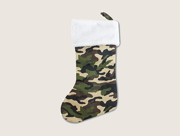 Green Camouflage Tactical Stocking