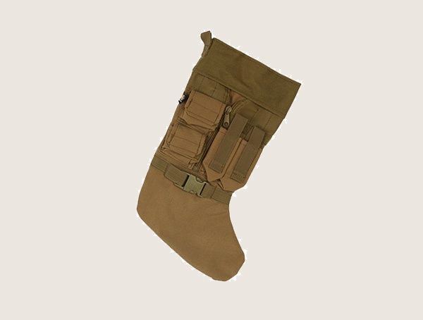 La Police Gear Tactical -vaatetus Christmas Tactical Stocking