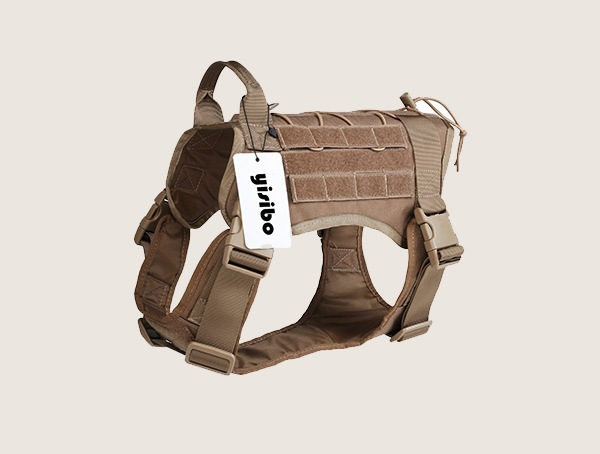 Yisibo Tactical Dog Harness
