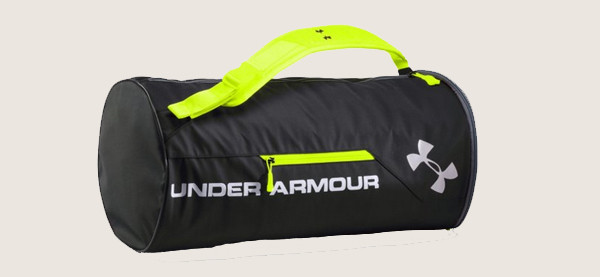 Under Armour Isolate Duffle Gym Bag For Men