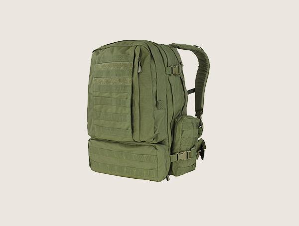 Condor 3 Day Assault Pack Tactical Backpack For Men