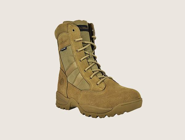 Smith and Wesson Breach 20 Tactical Zip Zip Tactical Boots para hombres
