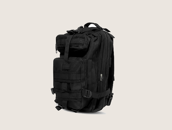 Qpak Co Tactical Diaper Bag For Men