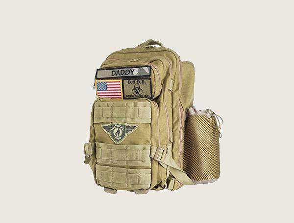Tactical Dad Packs Mens Tactical Diaper Bag