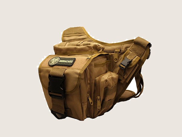 F Bomb Morale Gear Mens Tactical Diaper Bag