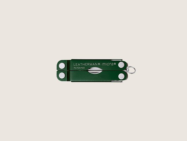 Leatherman Micra Keychain Size Multitool For Men