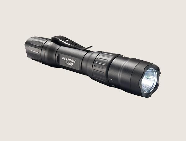 Pelican 7600 Rechargeable Tactical Flashlight For Men