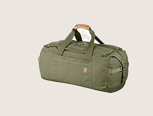 Fjallraven No 6 Large Mens Weekender Bags