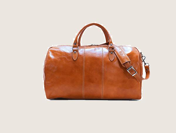 Floto Luggage Venezia Weekender Bag For Men