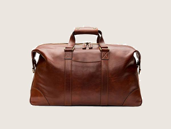 Bosca Dolce Collection Weekender Bags For Men