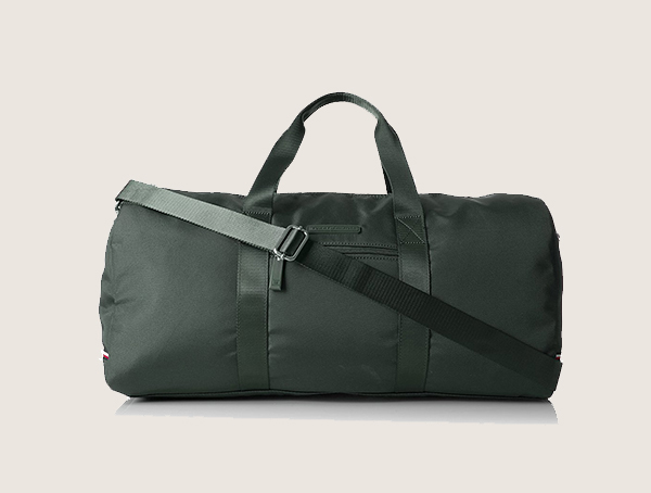 Tommy Hilfiger Alexander Nylon Weekender Bag For Men