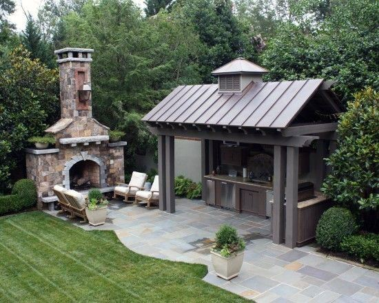 Custom Backyard Pavilions