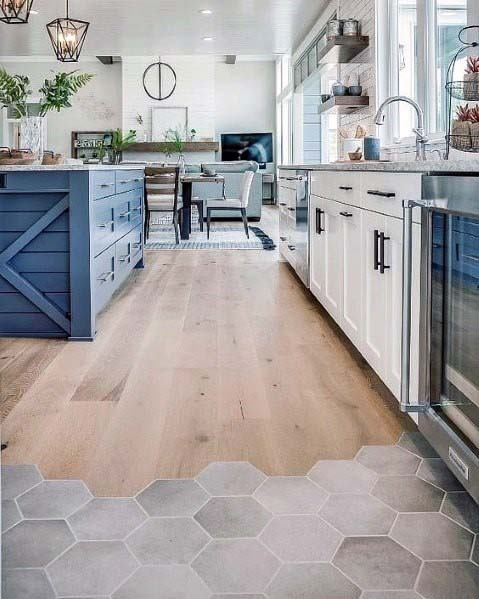 Remarkable Ideas For Kitchen Tile Floor