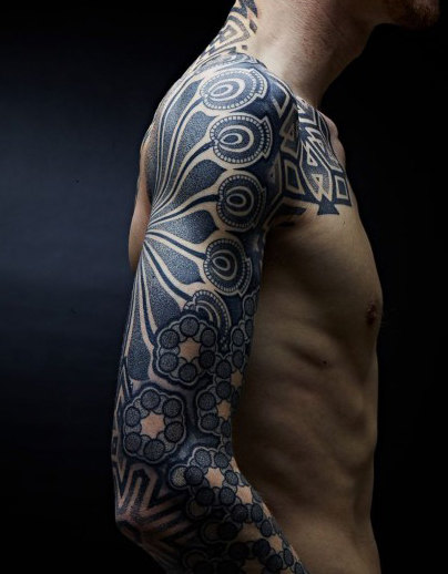 Men's Arm Tattoo Designs