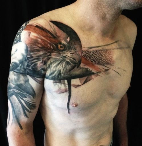 Hommes cool's Tattoos