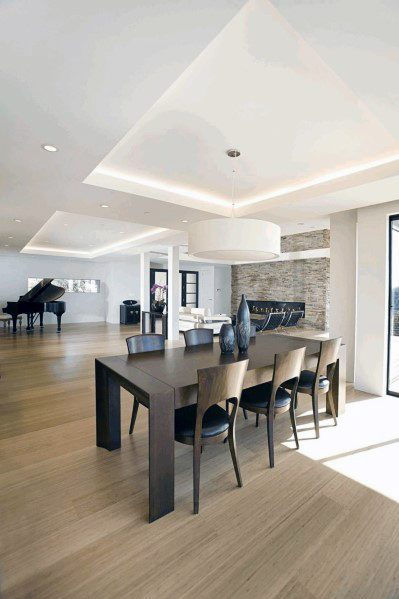 Dining Room Led Lighting Ideas For Trey Ceilings