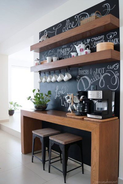 Coffee Bar Designs