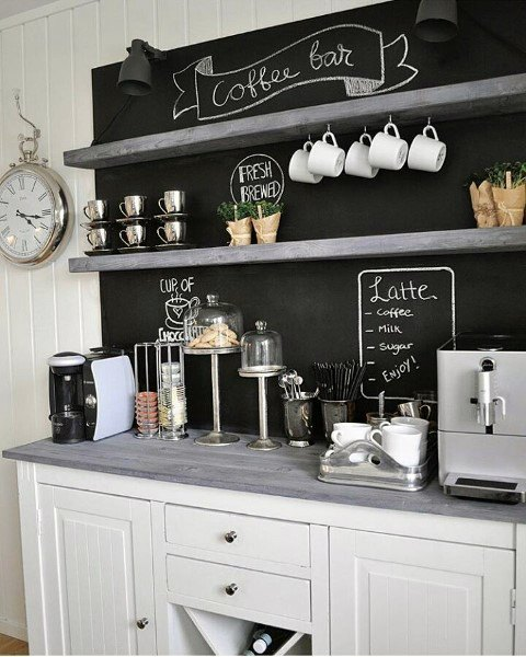 Cool Coffee Bar Ideas