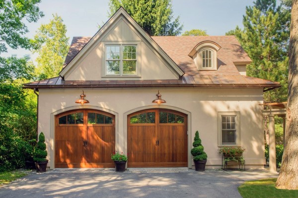 Detached Garage Ideas With Two Doors