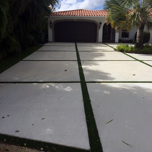 Driveway Design Ideas Landscaping