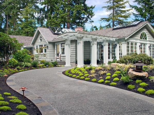 Traditional Driveway Ideas