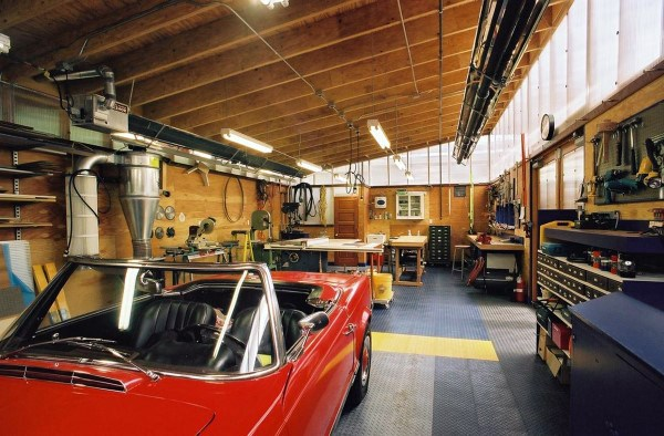 Garage Auto Workshop Ideen