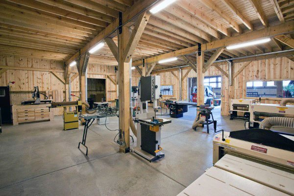 Startseite Garage Workshop Ideen