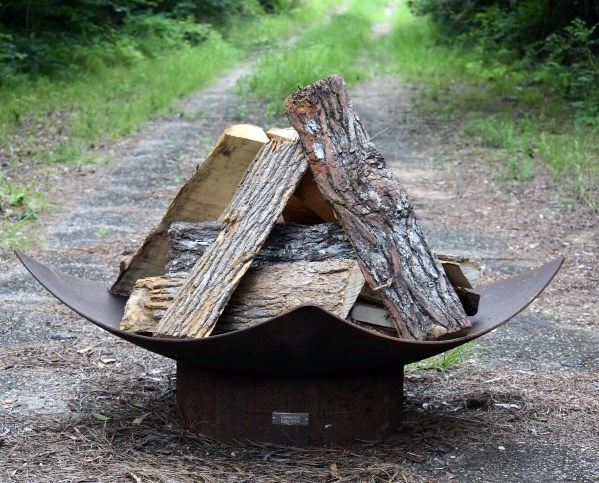 Metal Fire Pit Design Idee Inspiration