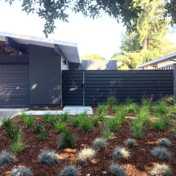 Awesome Modern Fence Ideas